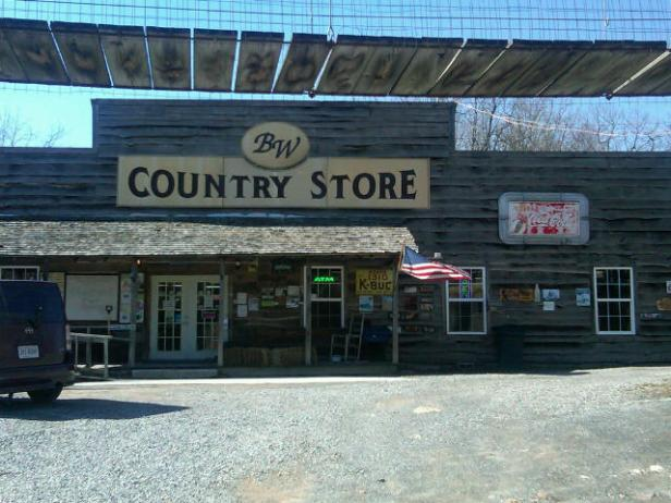 Big Walker Mountain Country Store and Lookout Tower