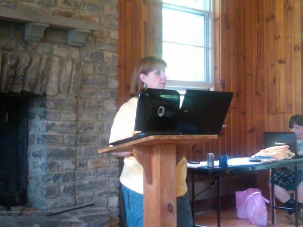 Rhonda Penders with The Wild Rose Press