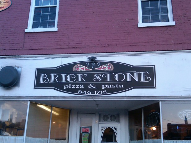 Brick Stone in West Jefferson