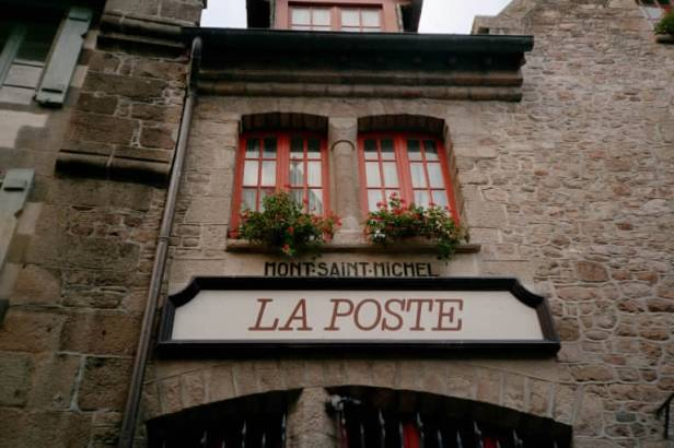 Mont St. Michel Post Office