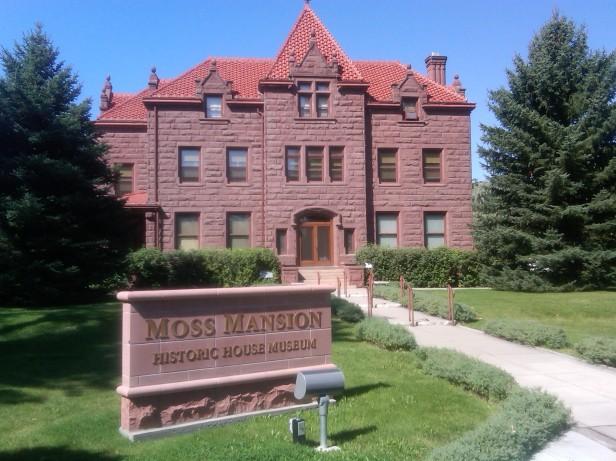 Moss Museum - Montana's Mansion