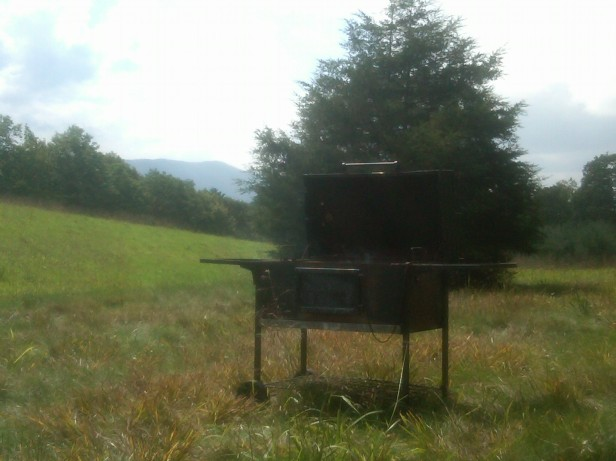 The Old Cooker