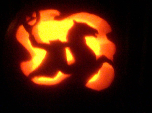 Caleb's Pumpkin