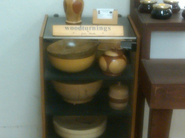 Wooden Crafts @ Perry Lowe Orchards