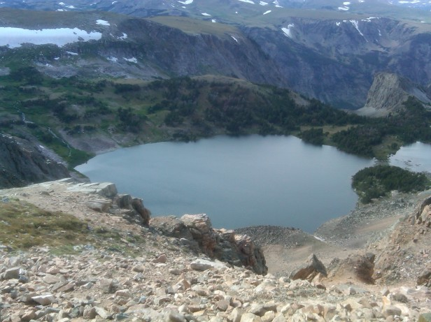 View from Beartooth Loop, Montana/Wyoming