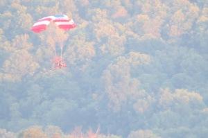 Bland balloon glider