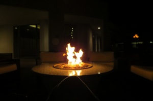 Hilton Head firepit