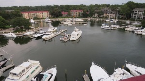 Hilton Head Harbor and dock
