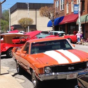 car show street view 2