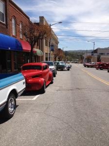 car show street view