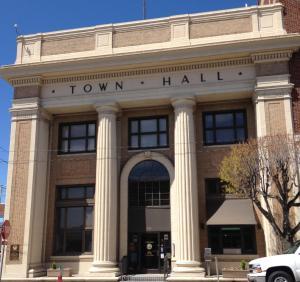 car show town hall