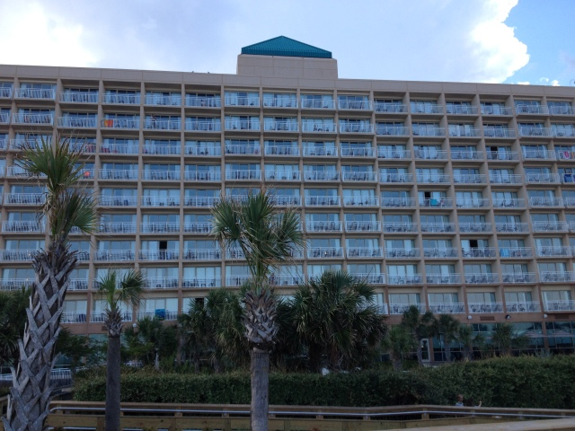 Carolina Beach Courtyard Marriott
