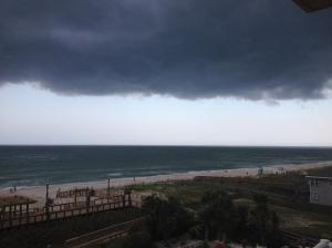 Carolina Beach storm clouds 3