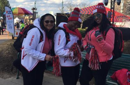 Atlanta Cheerleaders