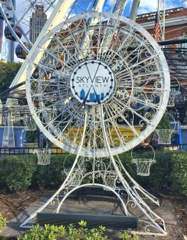 Atlanta's Sky View Wheel