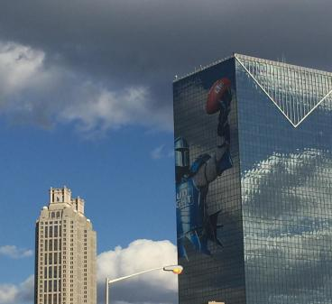 Atlanta's skyline