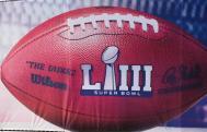 Atlanta's Super Bowl Sign
